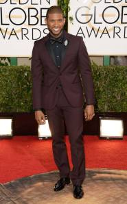Usher Raymond in a Calvin Klein