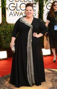 One of my favorite actress Melissa McCarthy in a custom made dress