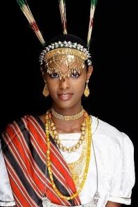 Djibouti girl
