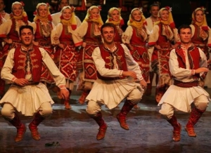 Macedonia Folk