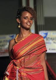 Guntiino worn by both Somali-Somalis and Djibouti-Somalis