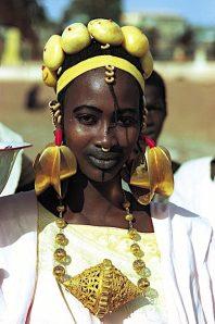Fulani Bride