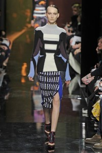 Peter Pilotto RTW Fall 2014 Photo by Giovanni Giannoni