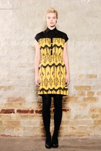 Nina Jatuli- Jatuli AW 12 Wish Upon the star