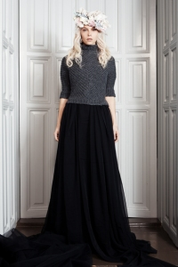 Knitwear and fashion designer. Jenni Alava AW 12 cousin collections
