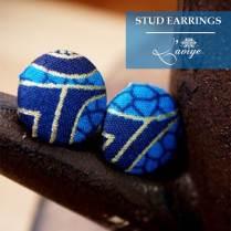 (Balera statement necklace, statement bangle & stud earrings)