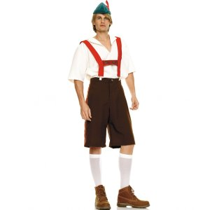 Traditional Lederhosen