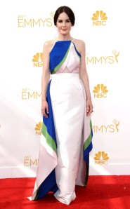 Michelle Dockery in Rossie Assoulin