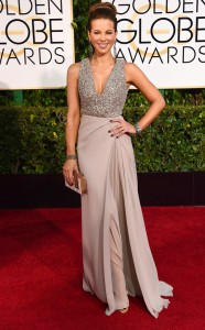 Talk about working the red carpet and heads turn with Kate Beckinsale in this Elie Saab
