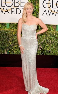 Reese Witherspoon in Calvin Klein