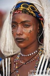 A Fulani Woman