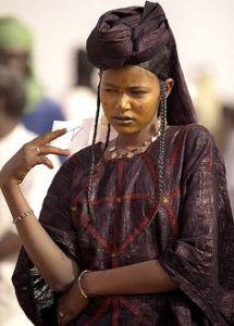 A Mbororo or Wodabe