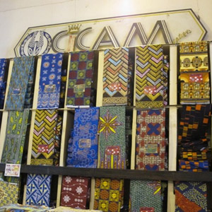 Cameroon's biggest pagne producer CICAM