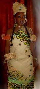 An Ewondo woman
