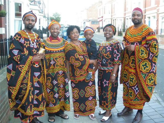 Traditional Tuesday: Cameroon Edition